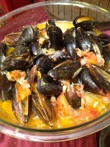 My Favorite Mussels Recipe