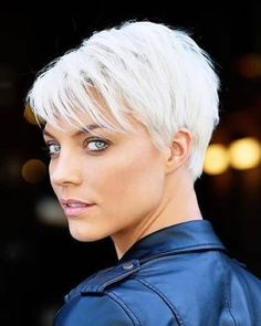 Gray Lace Frontal Wigs best shampoo for thin grey hair – Fashion Wigs # scalp Braids it works Gray Lace Wigs Best Shampoo For Thin Grey Hair Short Pixie Haircuts, Pixie Hairstyles, Hairstyle Short, Short Haircut, Hairstyles 2016, Short Layered Hairstyles, Fashion Hairstyles, Latest Hairstyles, Easy Hairstyles