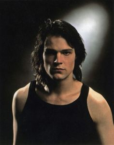 Only photo of Danila Kozlovsky (playing Dimitri Belikov in VA movie) that convinces me his hair is good long.