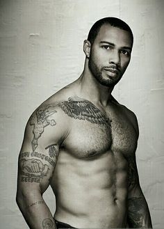 """Omari Hardwick, American actor. He currently stars as James """"Ghost""""  St.  Patrick on the Starz series Power. He also has starred in movies/TV shows such as Spike Lee's Miracle at St. Anna, Being Mary Jane, The A-Team, Sparkle (remake), Kick-Ass & Tyler Perry's For Colored Girls. He received his best film reviews to date for his role as Troy in the critically acclaimed indie hit film, I Will Follow. He is a graduate of the University of Georgia, and a member of Alpha Phi Alpha fraternity."""