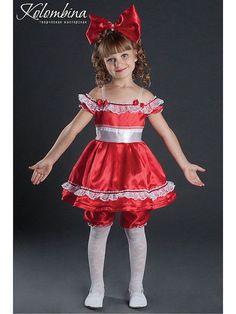 Купить или заказать карнавальный костюм Мальвины, куклы в интернет-магазине на Ярмарке Мастеров. Костюм Мальвины. В комплект входит: платье, панталоны, бант на резинке.
