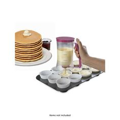 Pancake Batter Dispenser with Easy-Pull Trigger at 63% Savings off Retail!