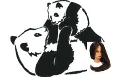 and baby drawing Panda Drawing, Baby Drawing, Tribal Butterfly Tattoo, Panda Art, Mom And Baby, Drawings, Fictional Characters, Google Search, Sketches