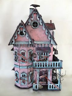 Haunted dollhouse | Flickr - Photo Sharing!