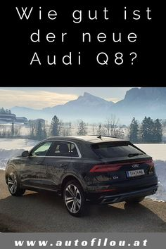 Erster Test des Audi e-tron, TT, & Avant! Audi Q3, A6 Avant, Lupe, Bmw X6, Vehicles, Car, Economy Car, Ring, Automobile