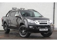 Find Isuzu D-Max used vans for sale on Auto Trader, today. With the best range of second hand Isuzu D-Max vans across the UK, find the right van for you. Isuzu D Max, 4x4, Pick Up, Seat Belt Cutter, Glasgow, Tire Pressure Gauge, Used Vans, Van For Sale, Toy Hauler