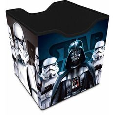 Free 2-day shipping on qualified orders over $35. Buy Neat-Oh! Star Wars Character Storage Bin at Walmart.com