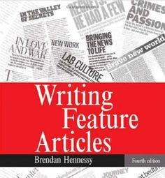 Writing Feature Articles ... what they are, how they are structured and more! Great stuff for non-fiction writers. #writingbiz #writingtips