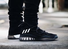 adidas Crazy Explosive Black White