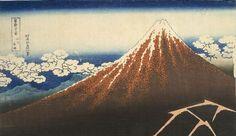 L'exposition Hokusai au Grand Palais à la rentrée: raz-de-marée en prévision