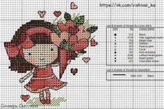 X Stitch atc person Cross Stitch For Kids, Cross Stitch Boards, Mini Cross Stitch, Cross Stitch Heart, Cross Stitching, Cross Stitch Embroidery, Embroidery Patterns, Cross Stitch Designs, Cross Stitch Patterns