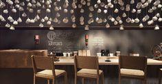 Origo Coffee Shop 3D Visualisation by Wonder Vision™, via Behance