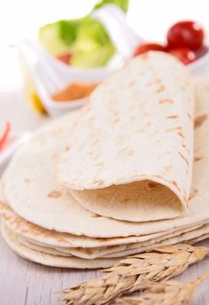 MYO Flour Tortillas- Tortillas are a very forgiving, basic bread recipe that requires very little effort or experience. This traditional Mexican thin flatbread is often used to make dishes such as burritos, enchiladas and baleadas. You can make your own at home for just pennies with this simple recipe . . . (click on photo for recipe)