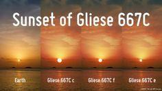 Habitable planets Gliese 667C | Three Potentially Habitable Planets Found Orbiting Gliese 667C
