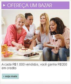 A empresa Sophie & Juliete lança no Brasil a maior Rede de Venda Social e de Negócios para Mulheres. Semi-Jóias banhadas a OURO 18k, lindíssimas, exclusivas e excelentes preços. O formato do negócio possibilita Venda Direta,Venda nas Redes Sociais e Internet (site e loja virtual), Bazar, e ganhos ilimitados: comissões, bônus, reconhecimento, prêmios e viagens, para quem optar pelo Plano de Carreira Sophie & Juliete. Informações: http://sophiejuliete.com.br/estilista/LUZFAUSLUZ