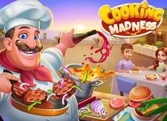 Game Hack Generator for Android and iOS Restaurant Game, Windows Mobile, Point Hacks, App Hack, Android, Game Resources, Cooking Games, Cooking Kids, Simulation Games