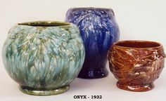 Lines – Nelson McCoy Pottery