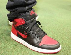 Air Jordan Shoes, Jordan 1 On Feet