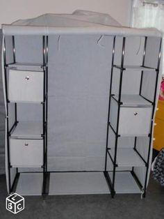 penderie romance conforama mobilier pinterest conforama penderie et mobilier. Black Bedroom Furniture Sets. Home Design Ideas