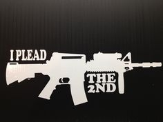 I PLEAD THE Decal, amendment decal, gun sticker, decal, gun owner… Army Gears, Diy Tumblers, Editing Background, Camper Renovation, Monogram Decal, Vinyl Projects, Cnc Projects, Silhouette Cameo Projects, 2nd Amendment