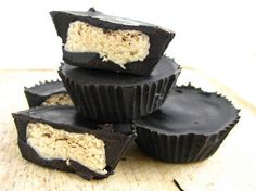 Sugar Free Chocolate or Carob Peanut Butter Cups. Instructions included to make recipe free of Seeds & Nuts. Recipe is Gluten Free, Paleo & Vegan. (Dairy/Soy/Corn/Egg/Grain Free)    Amie's note:  I have not looked this over yet!