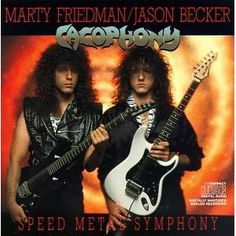 Speed Metal Symphony (Audio CD). More details: http://www.mayzan.com/recommended.php?p=B00000106F