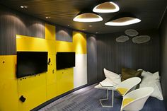 Next Office - ABW. Showroom in Kinnarp