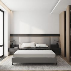 bedroom Luxury Home Decor, Luxury Homes, Luxurious Bedrooms, Modern Bedroom, Room Inspiration, Small Spaces, Minimalism, House Design, Interior Design
