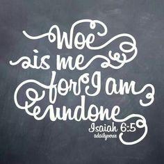 Isaiah 6:5