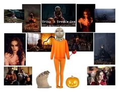 """""""Trick 'R Treat's Sam"""" by livelifeloud24 on Polyvore"""