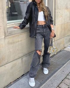 Indie Outfits, Teen Fashion Outfits, Cute Casual Outfits, Retro Outfits, Look Fashion, Fall Outfits, Vintage Outfits, Summer Outfits, High Fashion