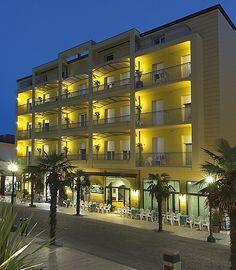 Hotel Baden Baden nel Riccione, Emilia-Romagna