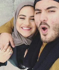 aya mahovi Muslim Couples, Beautiful Couple, New Pictures, Couple Goals, Islam, Couple Photos, Instagram Posts, Make Up, Beauty