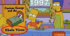 The 10 Events Predicted By The Simpsons!