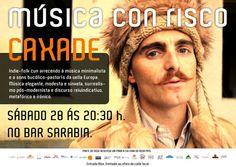Caxade @ Sarabia - Allariz (Ourense) concerto concierto música