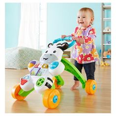 Check out the Learn with Me Zebra Walker at the official Fisher-Price website. Explore all our baby and toddler gear, toys and accessories today! Fisher Price, Math Stem, Push Toys, Mattel, Activity Centers, Hands On Activities, Baby Accessories, Baby Gear, Baby Toys