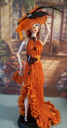 OOAK Doll Fashion created by Karen glammourdoll
