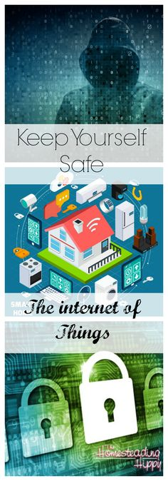 How to Stay Safe from the Internet of Things-The Homesteading Hippy