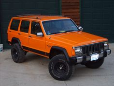 what color should i paint my jeep? - NAXJA Forums -::- North American XJ Association