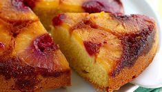 Bizcocho de piña en panificadora, Receta Petitchef Dessert Simple, Cornbread, French Toast, Muffin, Peach, Cooking Recipes, Cupcakes, Breakfast, Ethnic Recipes