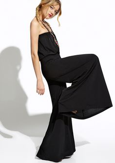 Tube Jumper. Very wide leg... I bet it would be very comfortable while teaching.