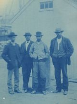 On the Water - Fishing for a Living, 1840-1920: Commercial African-American  Fishers > Whaling