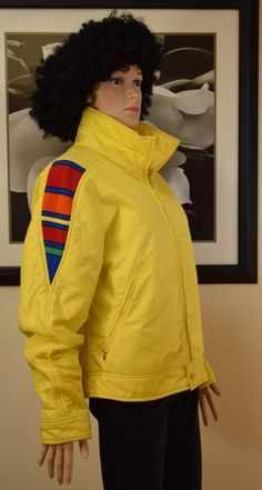 6318ffccfe Womens Jacket 1970s Robbe Ski Wear   Womens Jacket Size Large   Made in USA