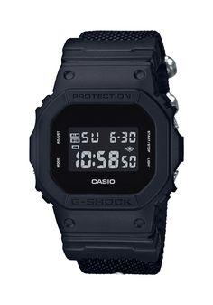 Casio DW 5600BBN
