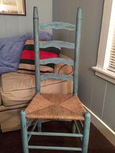 Annie Sloan Chalk Paint Ladder Back Chair