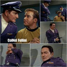 Colnel Fellini TOMORROW IS YESTERDAY