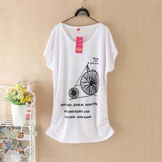 Cartoon Duck T-Shirt for Women