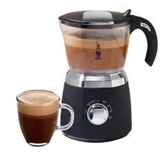 Bialetti Hot Chocolate Maker-I NEED this in my life
