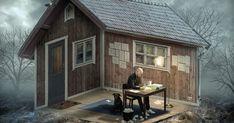 Mind-Bending Optical Illusions By Swedish Photoshop Master Erik Johansson | Bored Panda