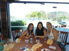 Day 5: almocinho com as amigas no Rio de Janeiro. #100happydays